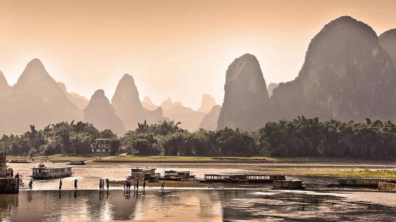 CN Chine Guangxi Yangshuo
