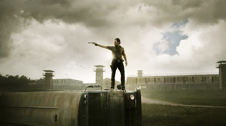 BD The Walking Dead un succès plus vivant que mort 1