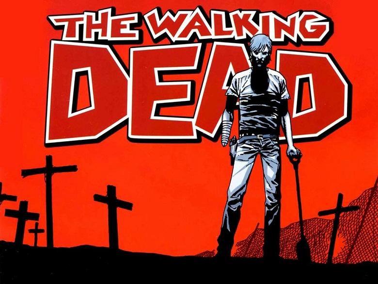 BD The Walking Dead un succès plus vivant que mort 2