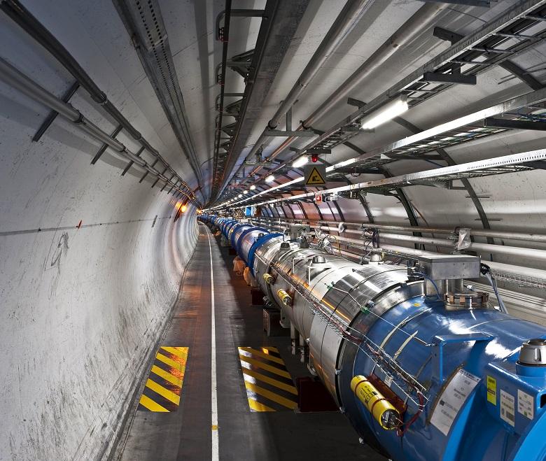 Le grand collisionneur de hadrons, qu'est-ce que c'est 4