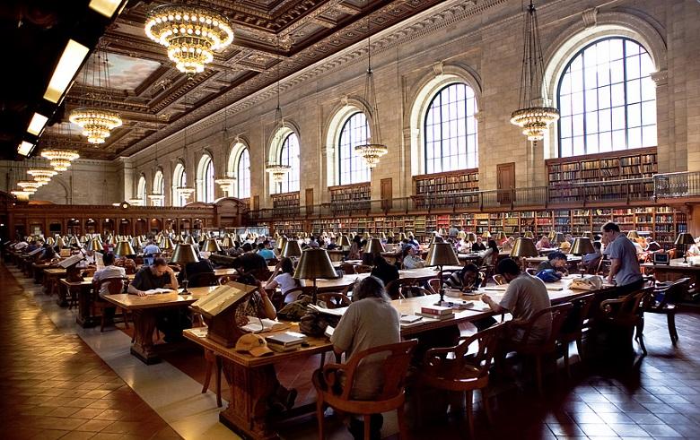 Les bibliothèques idéales, réelles et imaginaires 3