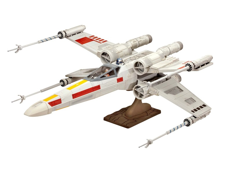 Les vaisseaux de Star Wars dans votre salon 2