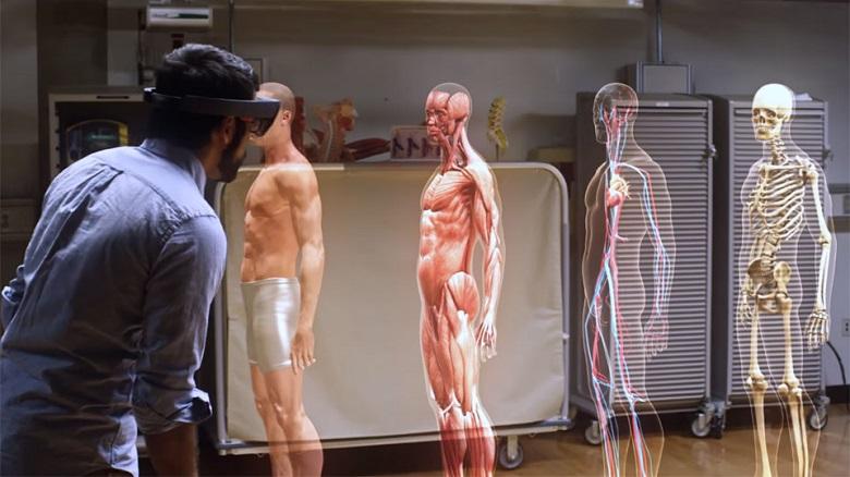 Où en est-on du casque de réalité augmentée 2