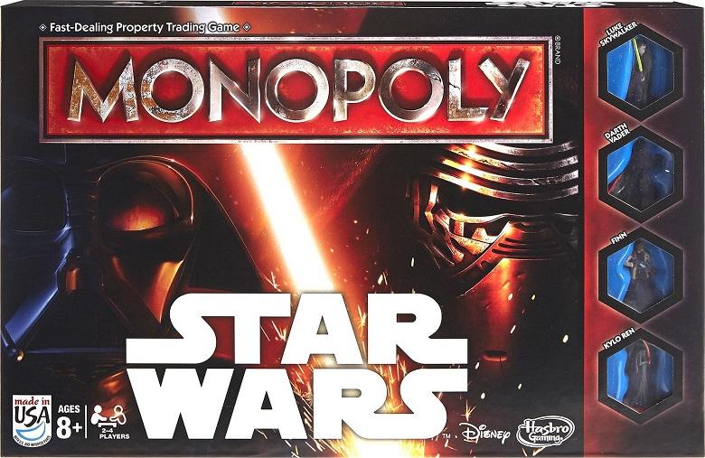 Un petit plaisir de geek le Monopoly Star Wars 4
