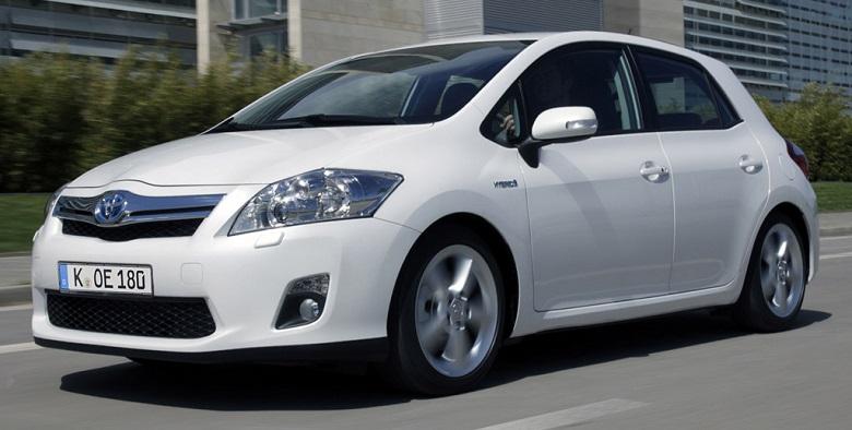 Une voiture hybride pour un environnement meilleur 1