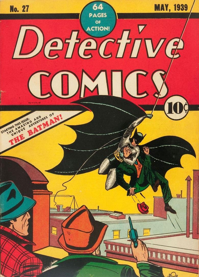 La BD Batman et l'univers de l'homme chauve-souris 4