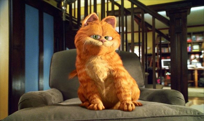 La BD Garfield et le succès étaient félins pour l'autre 4