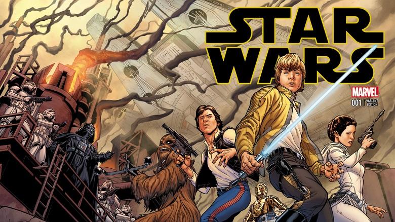 Se constituer une bibliothèque de livres Star Wars 4