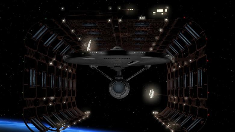 Star Trek, le film de 1979 une vaste Entreprise 2