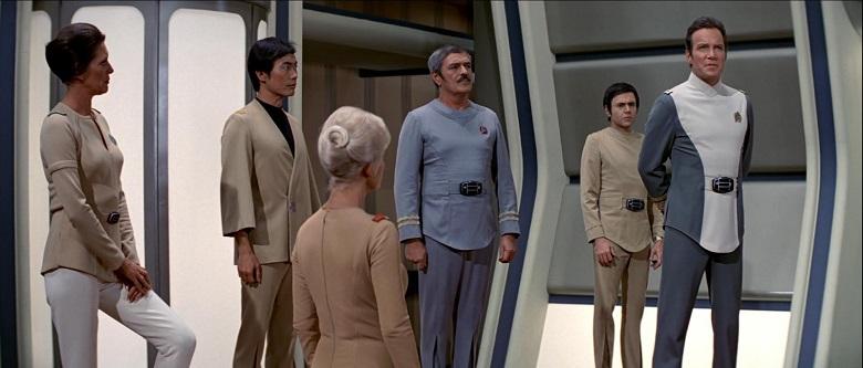 Star Trek, le film de 1979 une vaste Entreprise 3