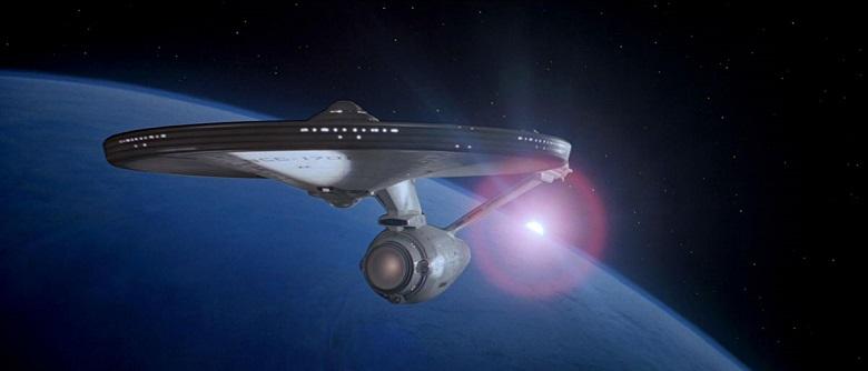 Star Trek, le film de 1979 une vaste Entreprise 4