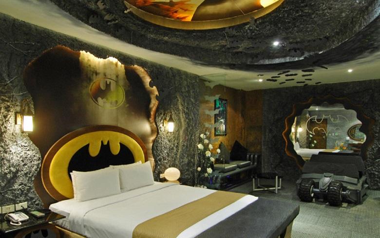 Transformer sa pièce à dormir en chambre geek 2