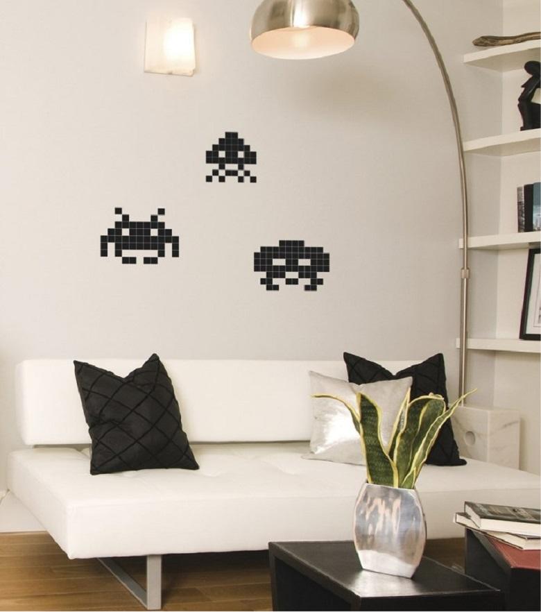 Transformer sa pièce à dormir en chambre geek 4