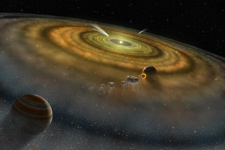 Pluton serait toujours une planète du système solaire 1
