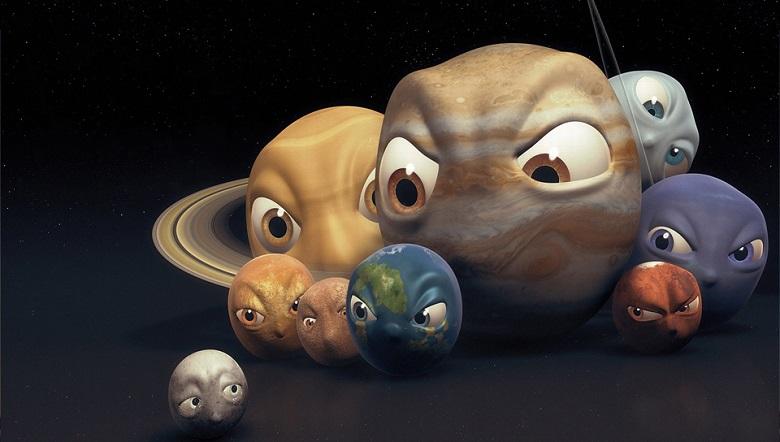 Pluton serait toujours une planète du système solaire 4