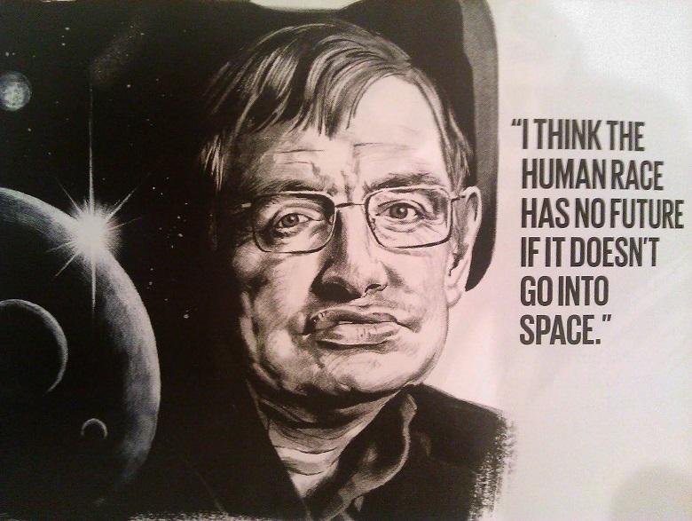 Des trous noirs au temps l'univers de Stephen Hawking 4