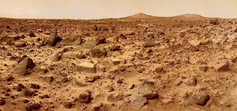 Fantasmes et réalités de la planète Mars 2