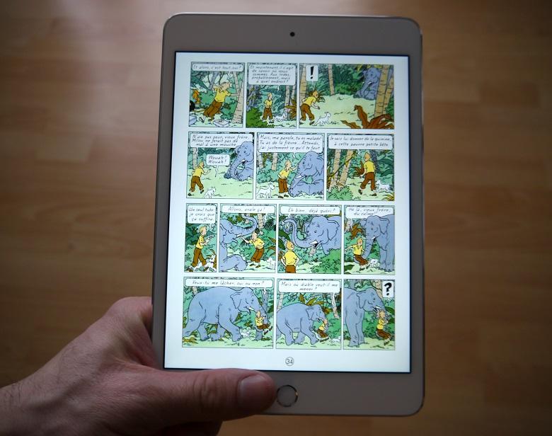 Que faire avec une tablette tactile 3
