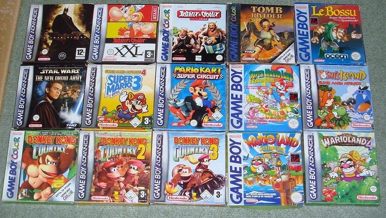 Retour sur les meilleurs jeux Game Boy Advance 5