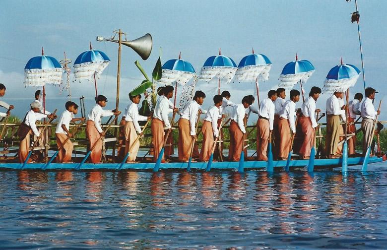 Les fêtes et festivals à ne pas manquer en Birmanie