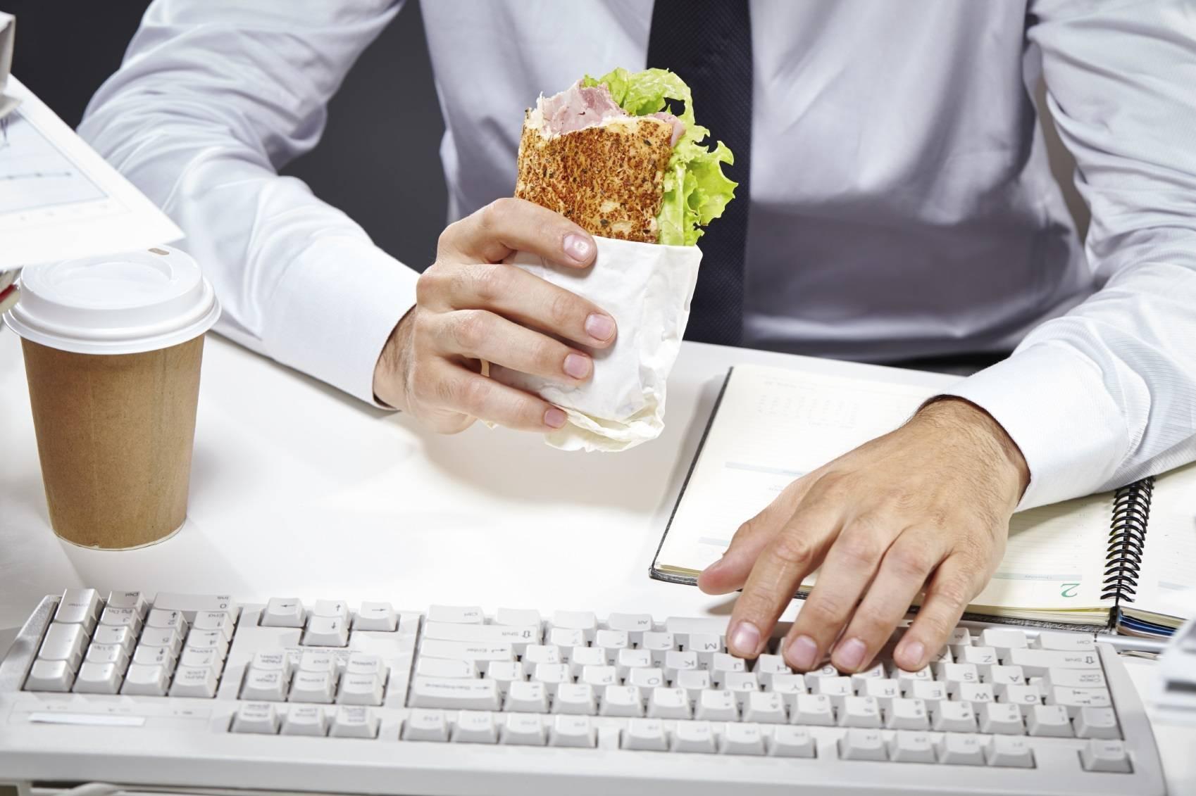 manger sain une alimentation saine au bureau c 39 est possible. Black Bedroom Furniture Sets. Home Design Ideas