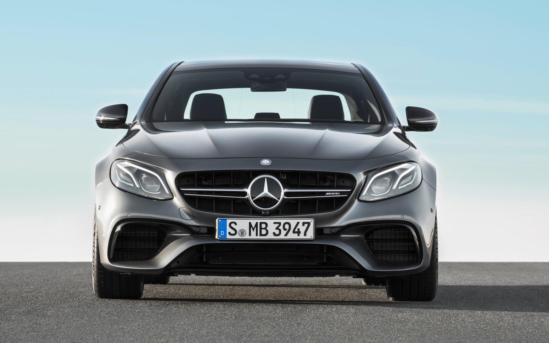 Mercedes : découvrez les joies de la conduite à l'état pur