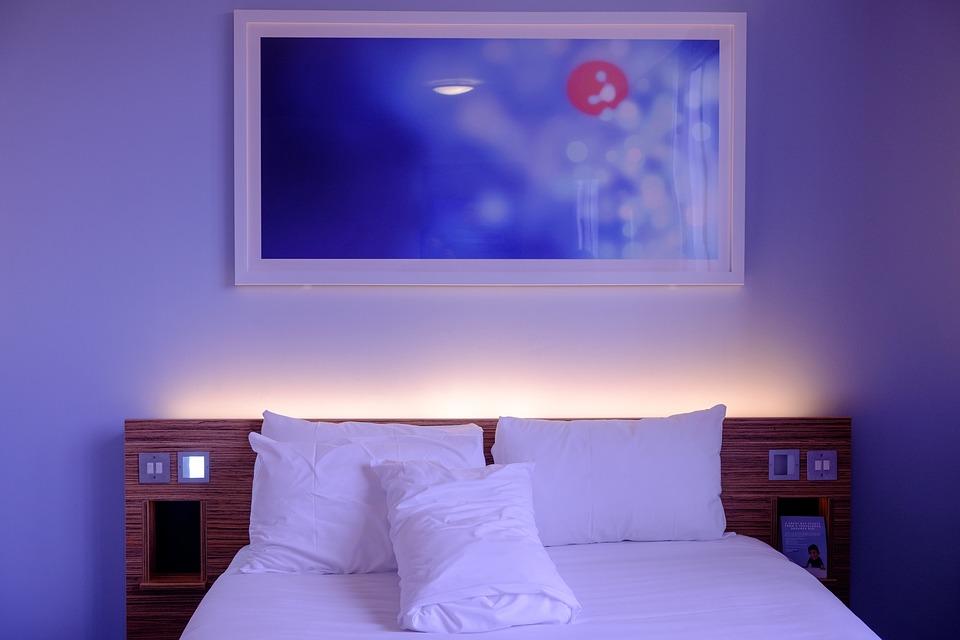 Site internet d'hôtel